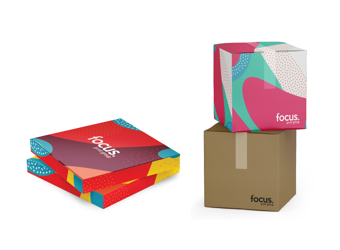 Pizza Box & Packaging Solutions | Focus Print Group